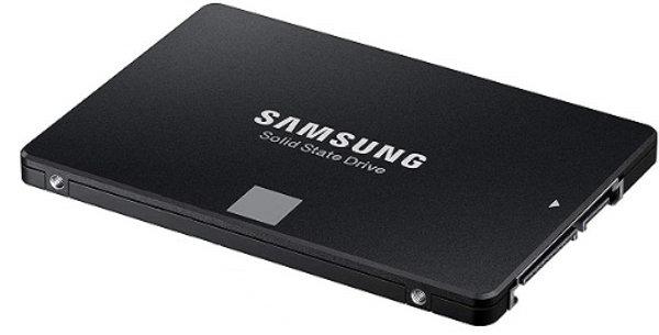 "Samsung 860 EVO 1TB 2.5"" SSD"