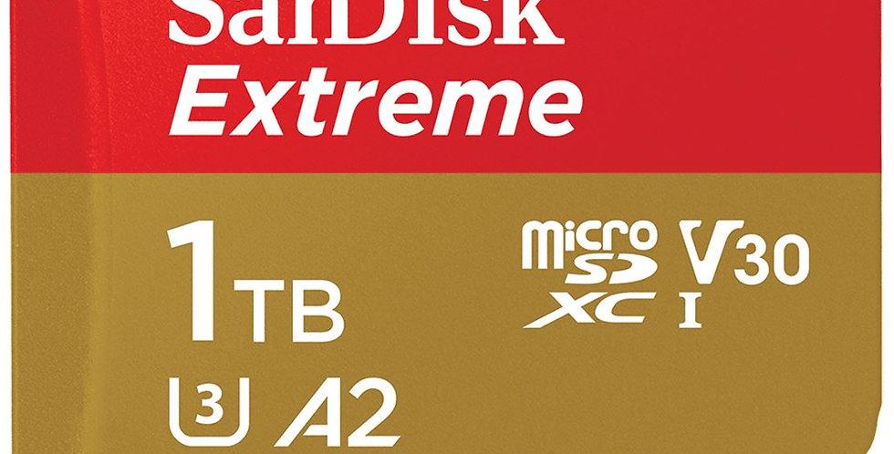 SanDisk 1TB Extreme microSD SDHC