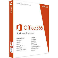 Office 365 Business Premium Mailbox License