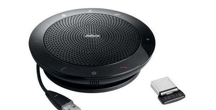 Jabra SPEAK 510 Wireless Speaker and Mic + USB