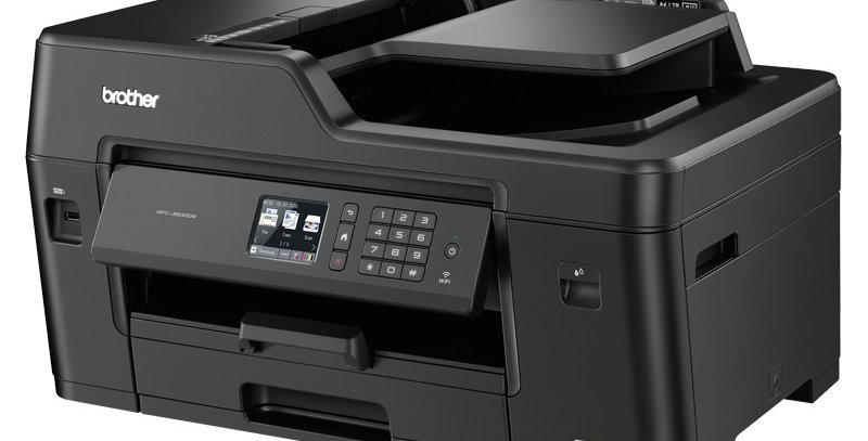 Brother J6530DW Business A3 Inkjet Multi-Function Duplex Printer