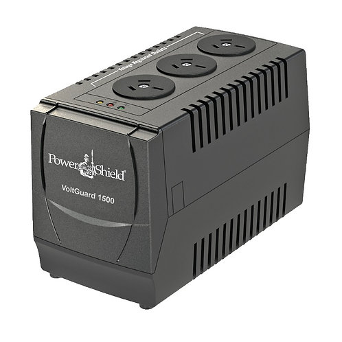 PowerShield VoltGuard 750W AVR - No internal batteries