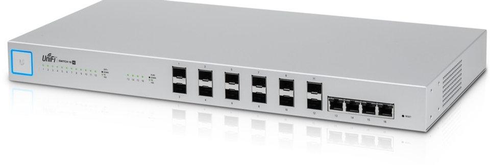 Ubiquiti UniFiUS-16-XG 10G 16-Port Managed Aggregation Switch
