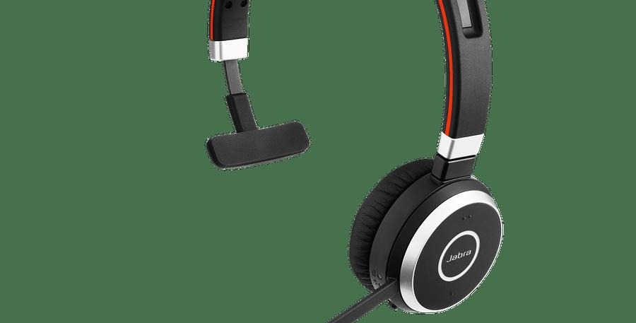 Jabra EVOLVE 65 UC Wireless Mono Headset