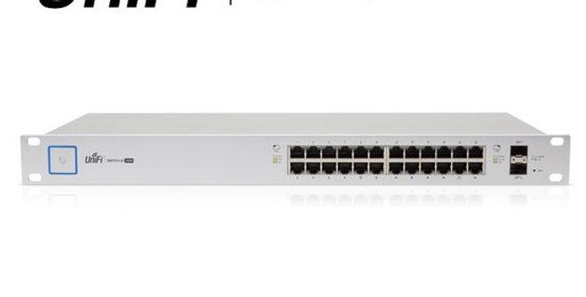 Ubiquiti UniFi 24-port US-24-250W Managed PoE+ Switch