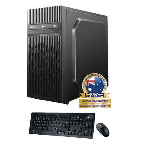 Visionary 3220 Desktop, Intel i3 CPU, 4GB, 240GB SSD, Window 10 Home