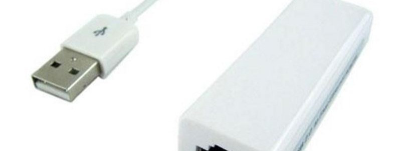 Astrotek USB to Ethernet Network Adapter Cable 15cm