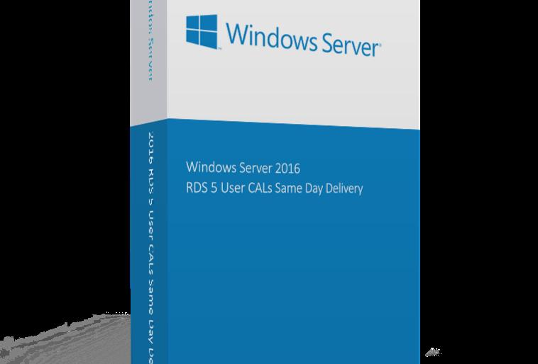 Windows Server 2016 5 CAL