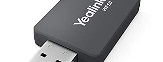 Yealink WF50 Dual Band WiFi Dongle for Yealink SIP Phones