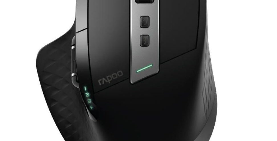 RAPOO MT750S Multi-Mode Wireless Mouse