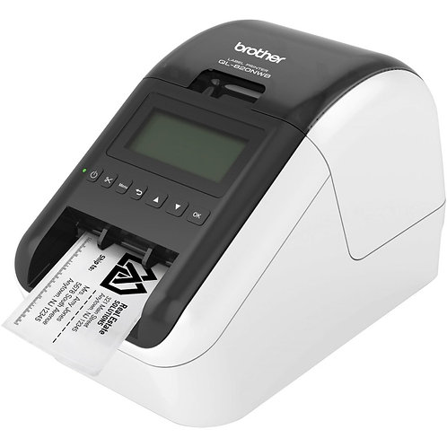 Brother QL-820NWB Wireless Networkable Hig Speed Label Printer