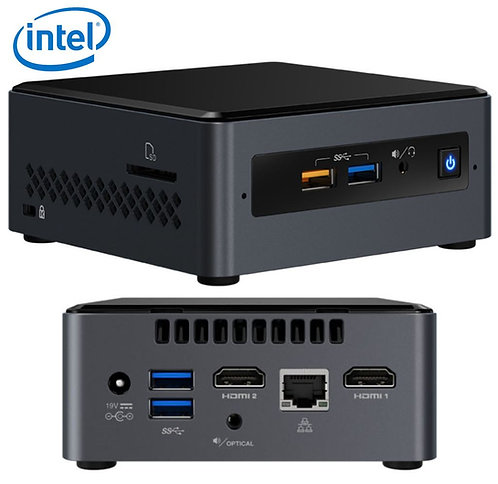 Intel NUC JUNE CANYON (Celeron) Mini PC