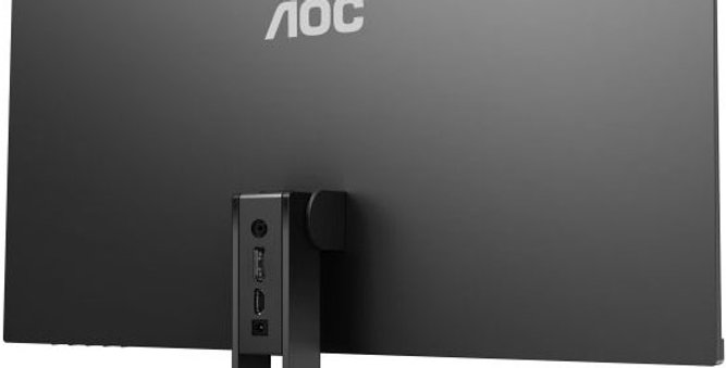 "AOC 23.8"" IPS 5ms Full HD Zero Edge FreeSync Monitor"