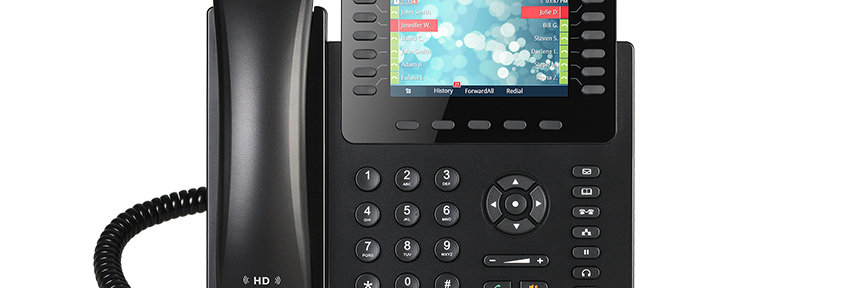 Grandstream GXP2170 HD PoE IP Phone with Colour LCD