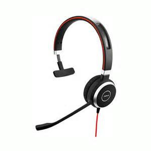 Jabra EVOLVE 40 UC Mono 3.5mm/USB Headset