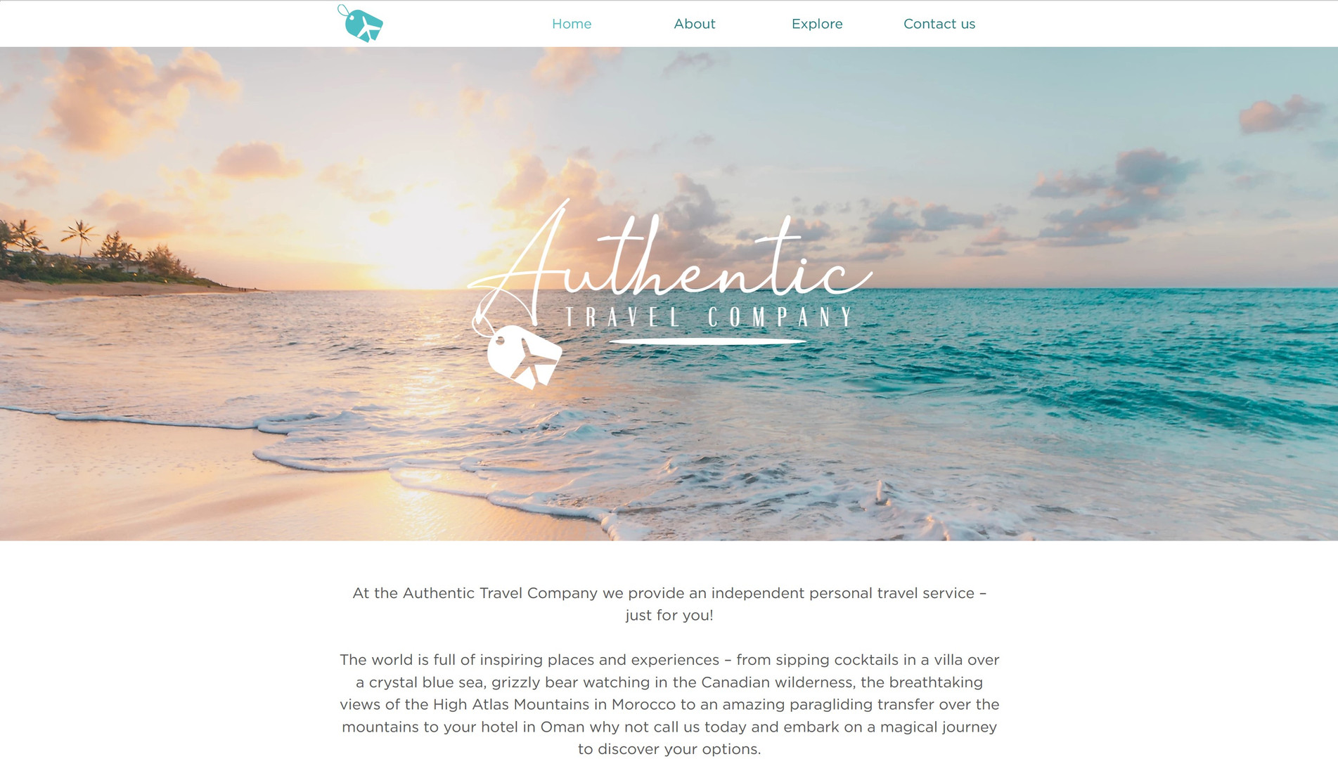 Authentic Travel Company