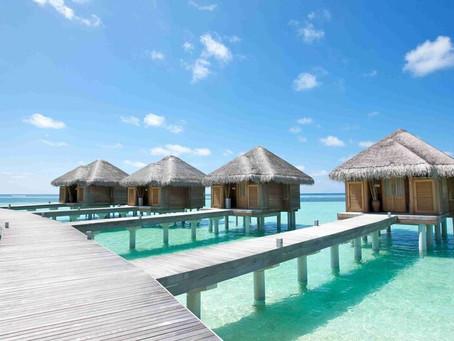 LUX in Maldives