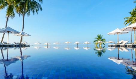 Pure Luxury in the Maldives