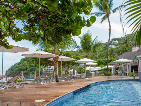 7 nights in St Lucia