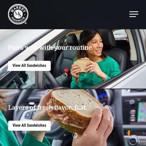 Market Sandwich 2019