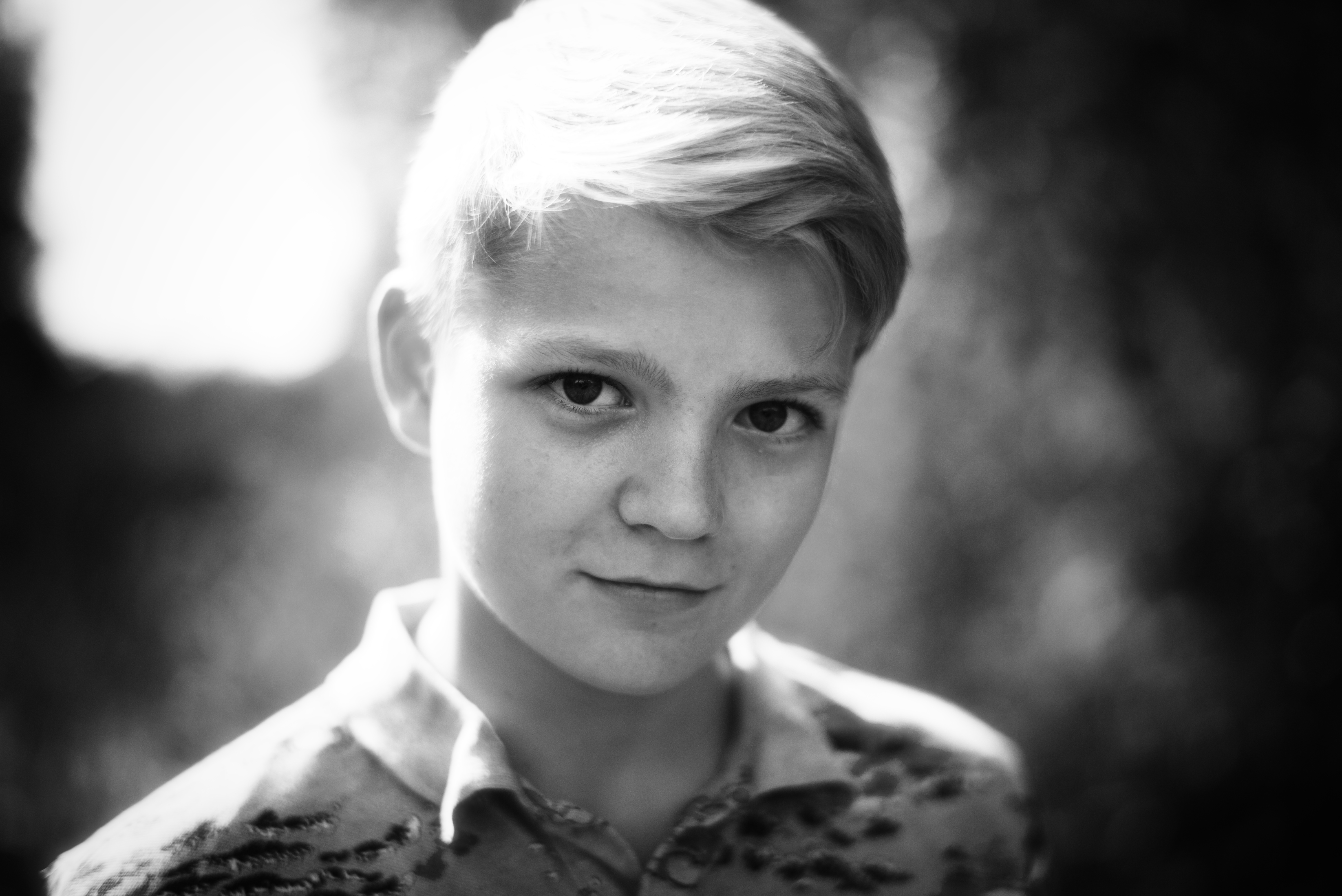 Aksel Rykkvin BW portrait 2