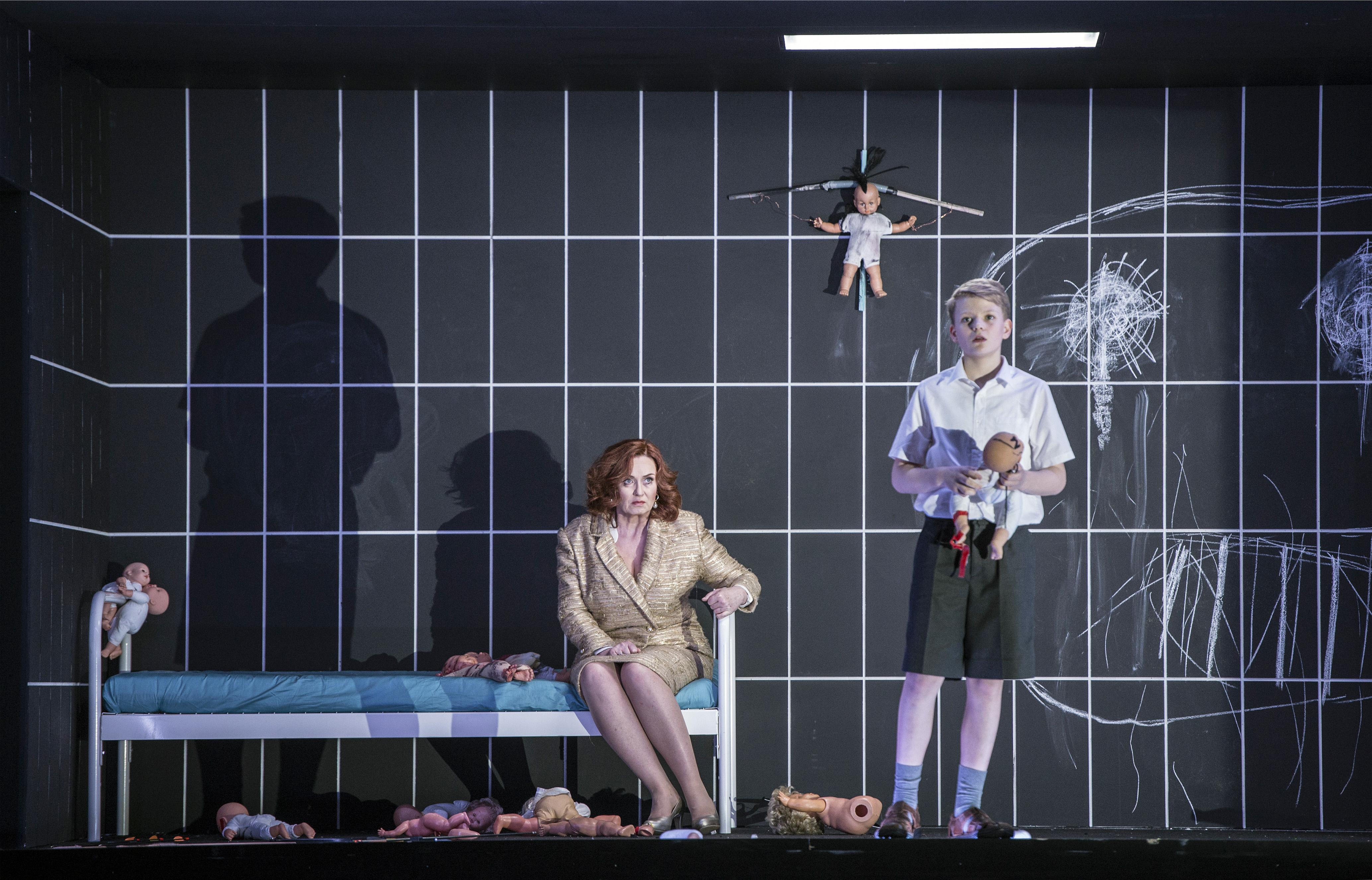 Pelléas et Mélisande - Yniold (2017)