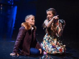 Critical praise for Aksel in children's opera Snow White