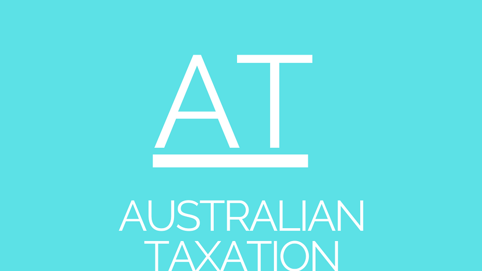 Taxation (AT) - CPA Resources Download