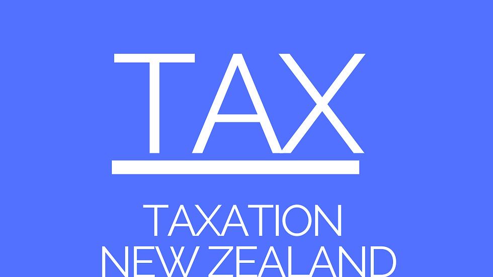 New Zealand TAX - CA Resources Download