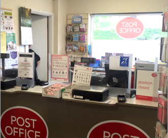 Post Office & Stationary
