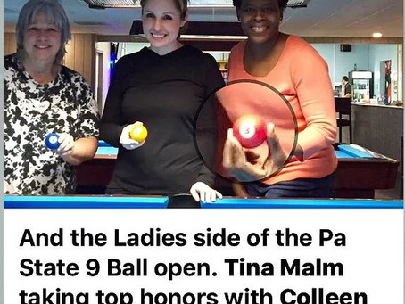PA Bar Box 9-ball Championships