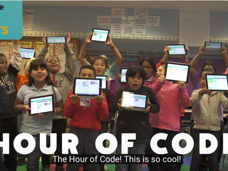 Join An Hour Of Code
