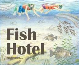 Sign up to receive a FREE Fish Hotel educator kit!