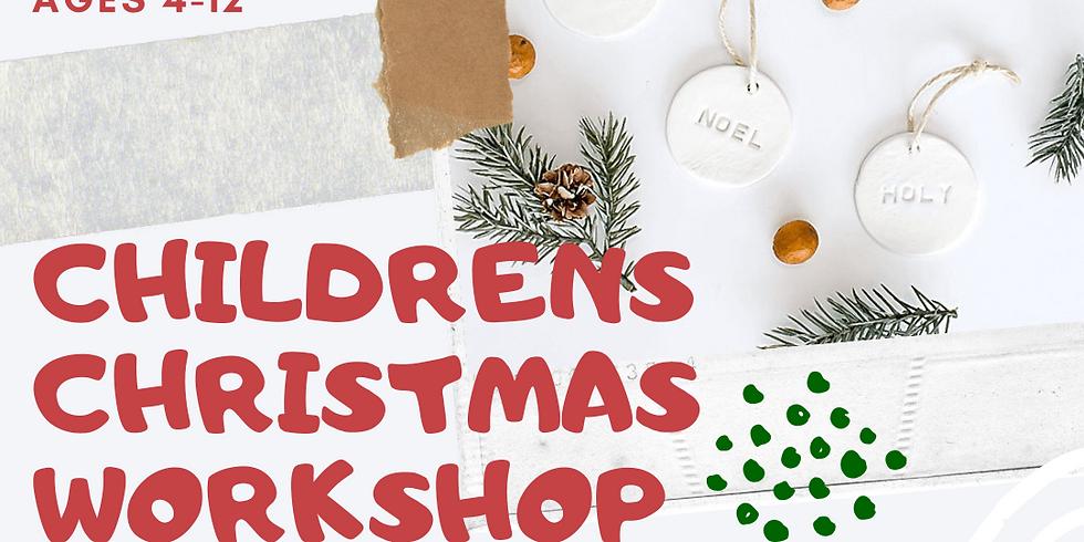 Session 2 Children's Christmas Workshop