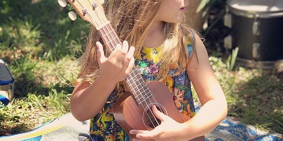 Midsummer Musical Instrument Workshop 2-5yrs