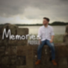 Memories by Pádraig Single Cover Art