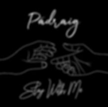 Stay With Me by Pádraig Album Cover Art