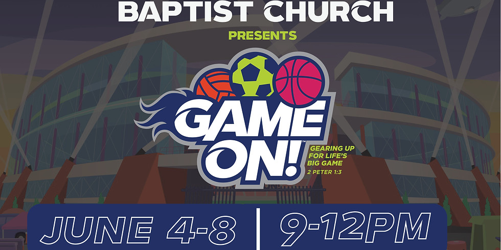 VBS 2018: Game On!