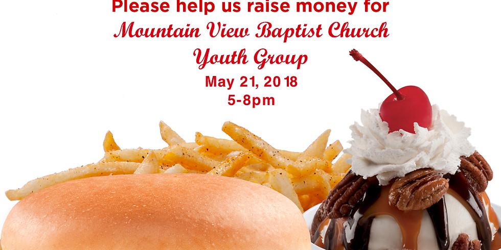 Youth Fundraiser @ Freddy's