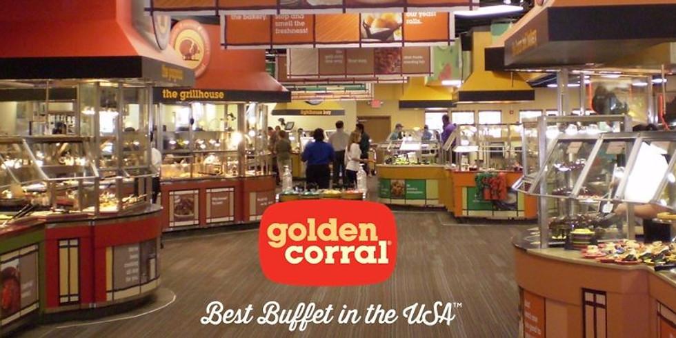 Senior Adults - Breakfast at Golden Corral