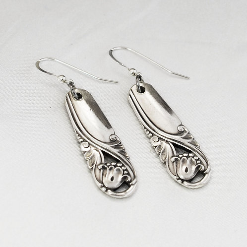 Spring Glory Sterling Silver Earrings