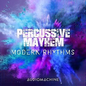 AM61 Percussive Mayhem: Modern Rhythms