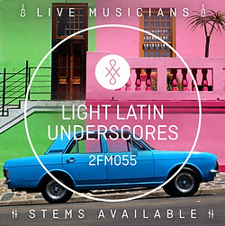 2FM055 Light Latin Underscores
