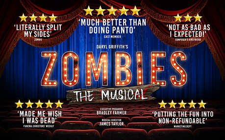 Daryl Griffith's Zombies The Musical