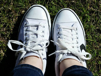 Forget your shoelaces!