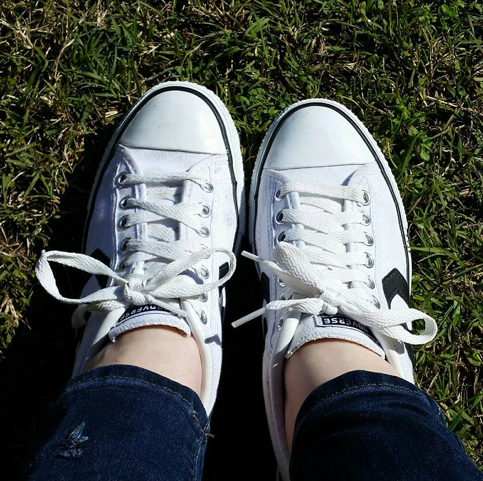 Brachial Girl - shoelaces