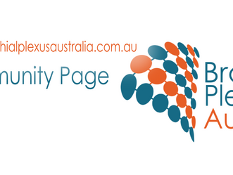 Brachial Plexus Injury Community in Australia