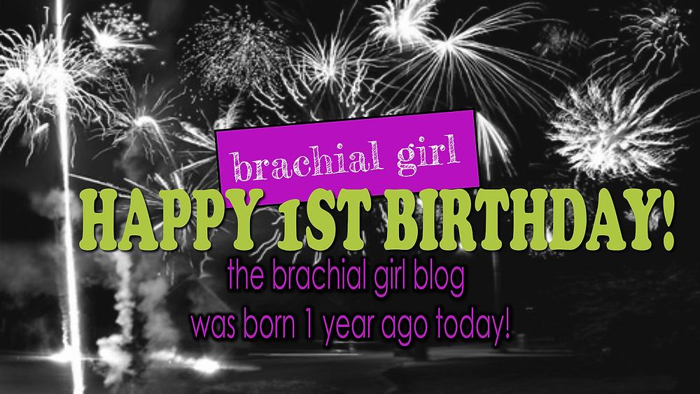 Brachial Girl - occupational therapy
