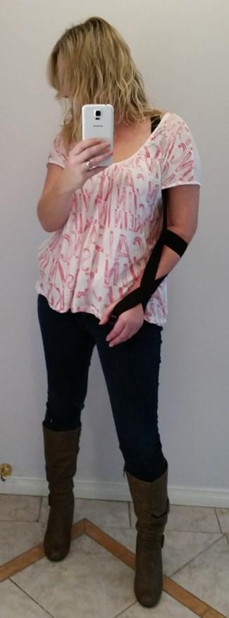 Brachial Girl - givmohr sling