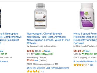 Nerve Supplements